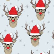 Re4824667_grey_hipster_deer_christmas_greysnowflake_shop_thumb