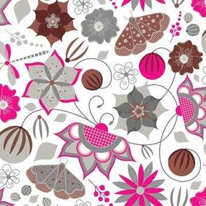 floral pods