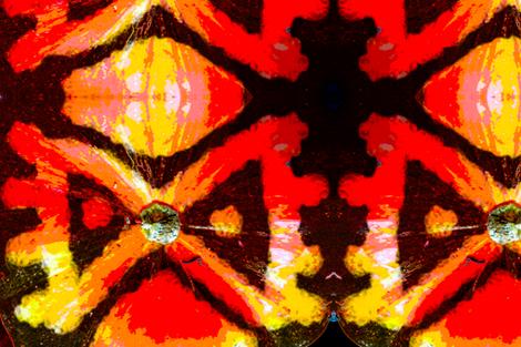 Primordial joy 4 fabric by annasofia on Spoonflower - custom fabric