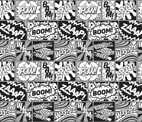 comic style wallpaper for walls