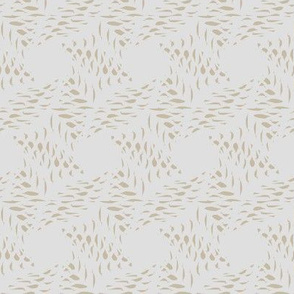 Ink Weave (Taupe on Bone)