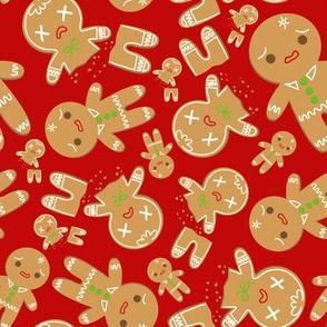 Oh Snap! Gingerbread Men