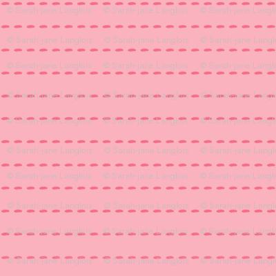 pink stripe