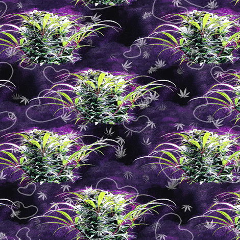 Mary Jane Love fabric by camomoto on Spoonflower - custom fabric