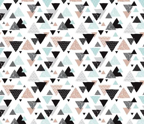 geo print wallpaper