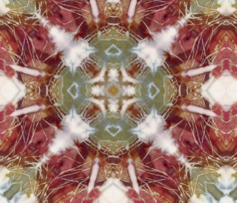 Kaleidoscope Tie Dye_1 fabric by porshawebb on Spoonflower - custom fabric