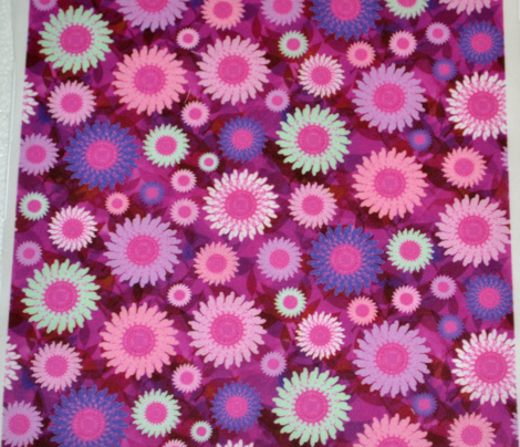 Zillion Zinnias, Purple