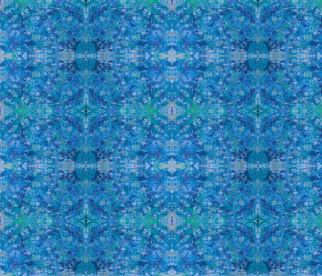 Tranquility fabric by kammeart on Spoonflower - custom fabric