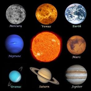 HD Solar System