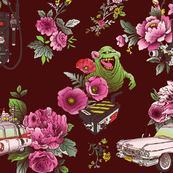 Ecto Floral (small repeat)