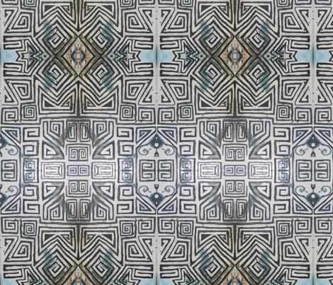 wierd fabric by palusalu on Spoonflower - custom fabric