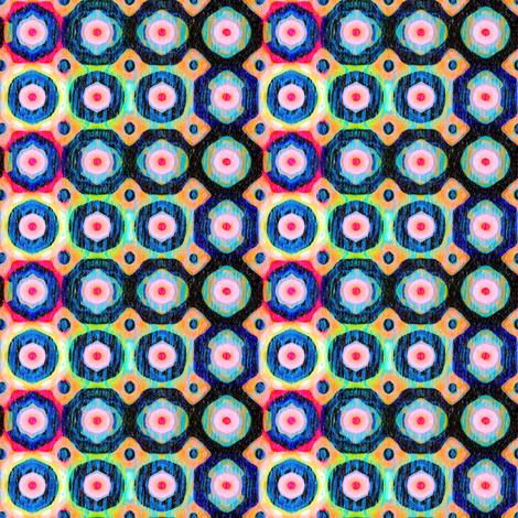 MOD MOOD: Small fabric by tallulahdahling on Spoonflower - custom fabric