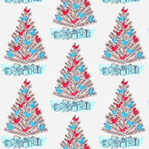 1950's Christmas Tree