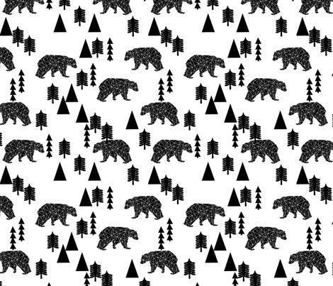 Black_bear_camping_triangles_shop_preview