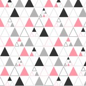 Triangles_-_coral_gray___charcoal_stacked_shop_thumb