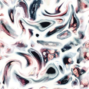 Wartercolour Swirls