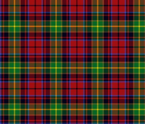 Craigmoor tartan fabric by weavingmajor on Spoonflower - custom fabric
