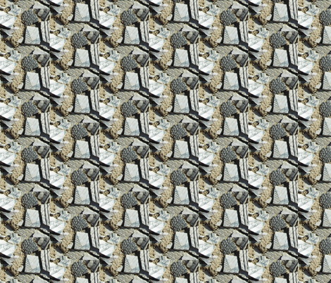 Corregated fabric by ktd on Spoonflower - custom fabric
