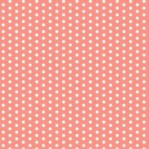 Tiny Dot Dot Dot Coral