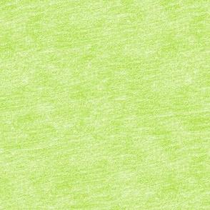 crayon texture in parakeet green