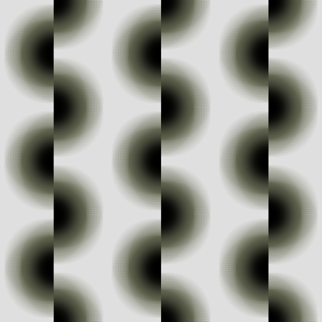 Haze (Bone Olive Black) fabric by david_kent_collections on Spoonflower - custom fabric