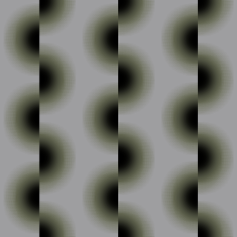 Haze (Gray Olive Black) fabric by david_kent_collections on Spoonflower - custom fabric