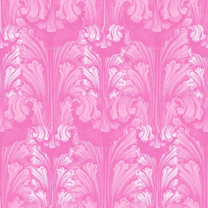 Classic Acanthus Leaves v2 Pink