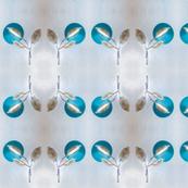 Pods - Inverted, Blue