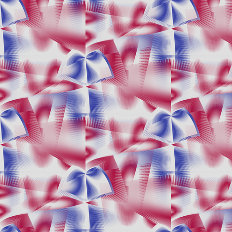 Haze (Americana Variation) fabric by david_kent_collections on Spoonflower - custom fabric