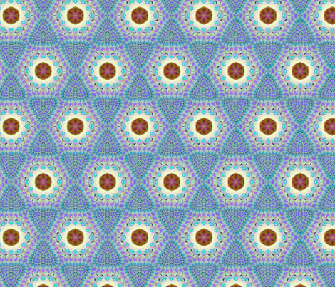 Fun Fuzzy Winter Wallpaper Jenbeaven Spoonflower