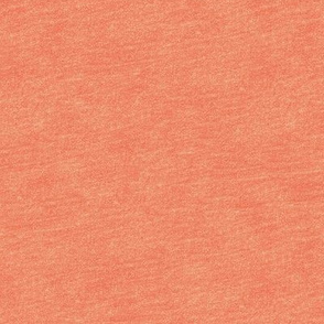 crayon texture - vermilion and cream