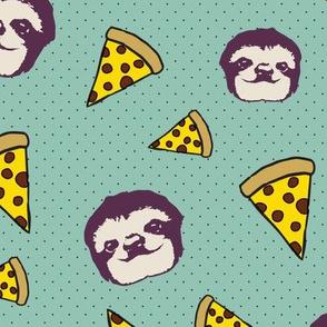 Pizza+Sloth