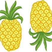 Pineapple Topsy Turvy Summer Fruit