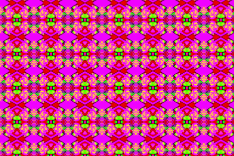 Pink Burst fabric by pattern_synthesis on Spoonflower - custom fabric