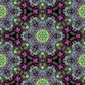 Leaf Kaleidoscope b