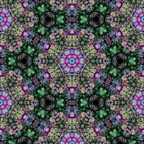 Leaf Kaleidoscope d