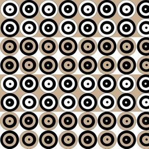 Black and Tan Alternate Spots