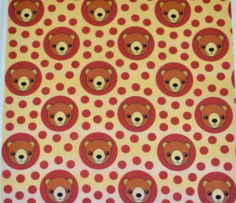 Extra Dotty Bear Cub Polka Dot