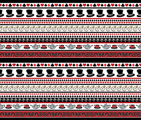Coordinate Aztec Pattern fabric by rsuniquedesigns on Spoonflower - custom fabric