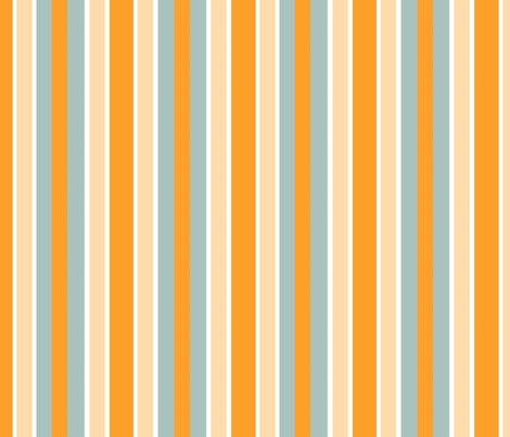 orange and blue white stripe wallpaper lauriekentdesigns spoonflower. Black Bedroom Furniture Sets. Home Design Ideas