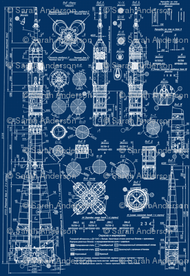 Soyuz Blueprint