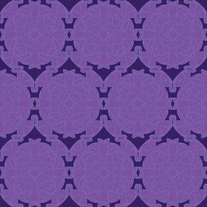 Purple Tile