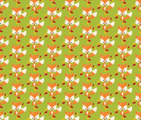 SP-FALL-02-01 fabric by prettygrafik on Spoonflower - custom fabric