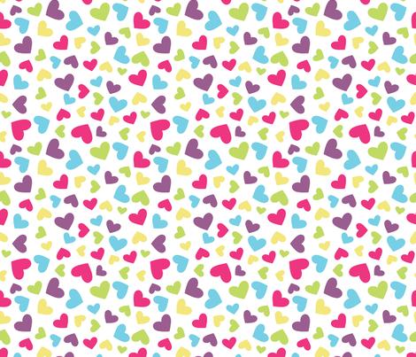 UNICORN-02-01 fabric by prettygrafik on Spoonflower - custom fabric