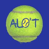 ALO3T  Custom Tennis Ball