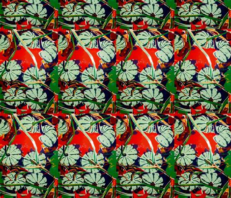 2pattypan fabric by cherb on Spoonflower - custom fabric