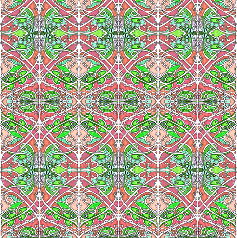 Too Much to Drink Last Night Plaid fabric by edsel2084 on Spoonflower - custom fabric