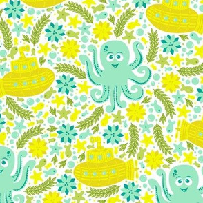 Octopus Garden (Light)
