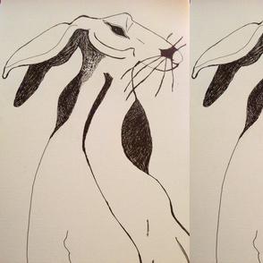 Deco Hare