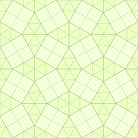 04856966 : S43graph X : AAFF00 fabric by sef on Spoonflower - custom fabric